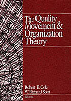 The quality movement & organization theory