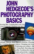 John Hedgecoe's photography basics