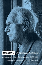 Psychological reflections : an anthology of the writings of C.G. Jung