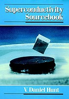 Superconductivity sourcebook