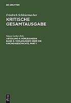 Jugendschriften, 1787-1796