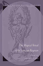 The magical ritual of the sanctum regnum interpreted by the Tarot trumps
