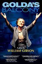 Golda's balcony : a play
