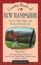 Country roads of New Hampshire