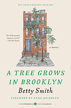 A tree grows in Brooklyn, a novel