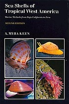 Sea shells of tropical west America : marine mollusks from Baja California to Peru