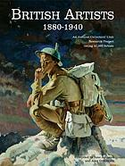 The dictionary of British artists, 1880-1940 : an Antique Collectors' Club research project listing 41,000 artists