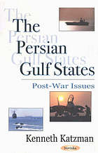 The Persian Gulf States : post-war issues