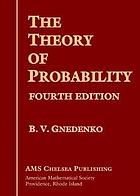 The theory of probability : and the elements of statistics
