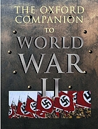The Oxford companion to World War II