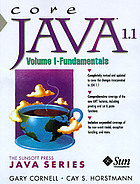Core Java 1.1
