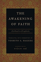 The awakening of faith : attributed to Aśvaghoṣha