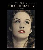The art of photography : 1839-1989 : catalogue ; Museum of Fine Arts, Houston
