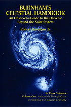 Burnham's celestial handbook. an observer's guide to the Universe beyond the solar system