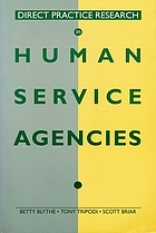 Direct practice research in human service agencies