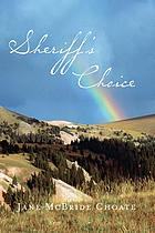 Sheriff's choice