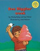 Ben Biggins' week
