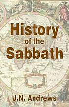 History of the Sabbath and first day of the weekHistory of the Sabbath