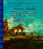 The four seasons : concertos for violin, strings, and basso continuo, op. 8, nos. 1-4