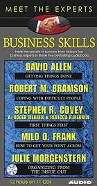 Meet the experts business skills