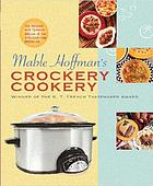 Mable Hoffman's crockery cookery