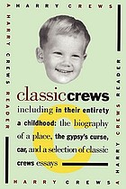 Classic Crews : a Harry Crews reader