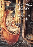 Remedios Varo : unexpected journeys