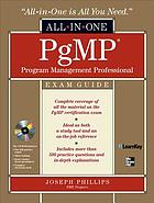 PgMP program management professional exam guide