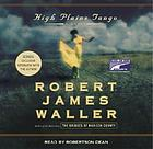 High plains tango [a novel