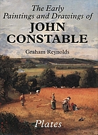 The early paintings and drawings of John Constable