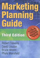 Marketing planning guide