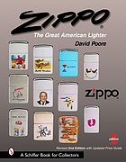 Zippo, the Great American lighter : including the Poore guide to Zippo prices