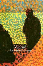 Vuillard : post-impressionist master