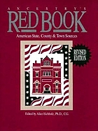 Ancestry's red book : American state, county, & town sources
