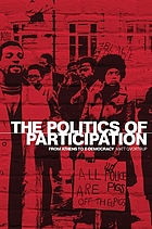 The politics of participation : from Athens to e-democracy