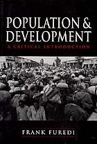 Population and development : a critical introduction
