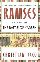 The battle of Kadesh