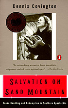 Salvation on Sand Mountain : snake handling and redemption in southern Appalachia