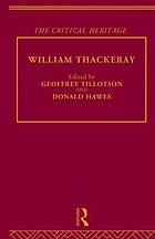Thackeray : the critical heritage