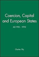 Coercion, capital, and European states, AD 990-1990