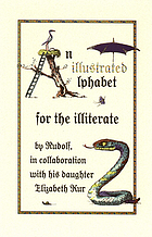 An illustrated alphabet for the illiterate