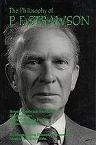 The philosophy of P.F. Strawson