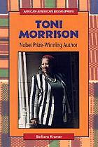 Toni Morrison, Nobel Prize-winning author