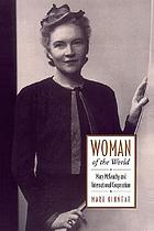 Woman of the world : Mary McGeachy and international cooperation