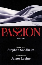 Passion : a musical