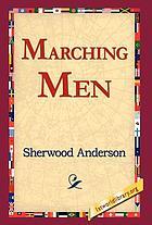 Marching men; a critical text