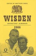 Wisden cricketers' almanack 2006