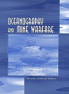 Oceanography and mine warfare