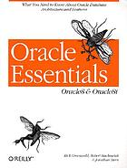 Oracle essentials : Oracle8 and Oracle8i