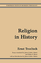Religion in history